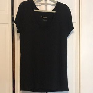 Express One Eleven Skimming Tee